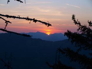 Staufen (1.456m) – der erhabene Hausberg von Dornbirn