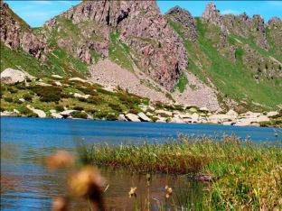 Monte Slimber (2.204m) – Bilderbuch im Fersental