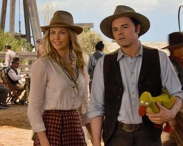"""A Million Ways to Die in the West"" von Seth MacFarlane"