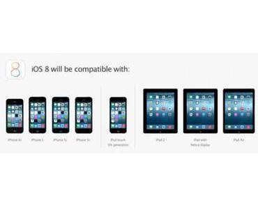 iOS 8: Hands-On, Walkthrough, Kompatibilität, WWDC App Video