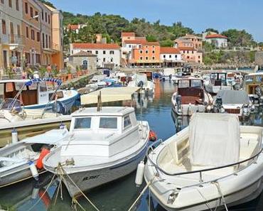 Mein Film von der Schiffsfahrt in Kroatien