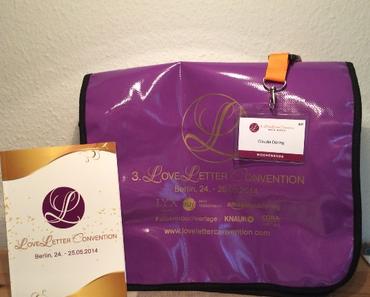 °°° LLC 2014 °°° Mein Besuch der LoveLetter Convention 2014