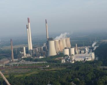 Weltrekord! – 36 Milliarden Tonnen CO2