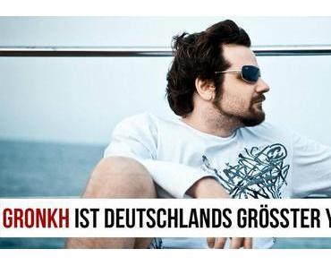 News: Gronkh ist Deutschlands größter Youtuber
