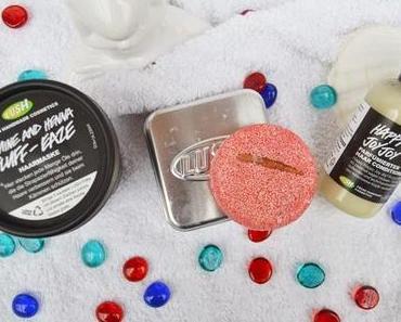 Auf der Suche nach dem perfekten Shampoo, oder auch: mein Nachmittag bei Lush