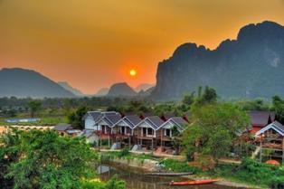 10 wunderschöne Sehenswürdigkeiten in Laos