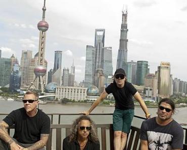 Metallica reißen den Nürburgring ein!