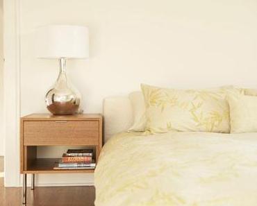 Mit Feng Shui ein erholsames Schlafzimmer schaffen