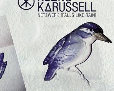 Klangkarussell – Netzwerk (Falls Like Rain) live @ BBC Maida Vale (Video)