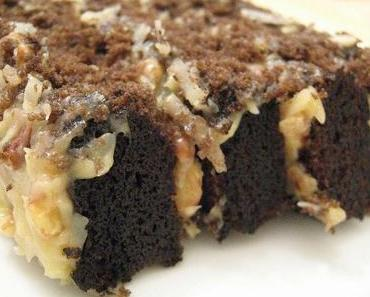 Tag des Deutschen Schokoladenkuchen – National German Chocolate Cake Day in den USA