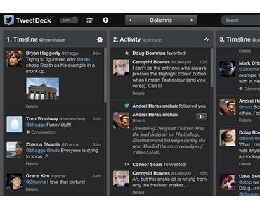UPDATE - TweetDeck - ACHTUNG: XSS-Lücke wird ausgenutzt