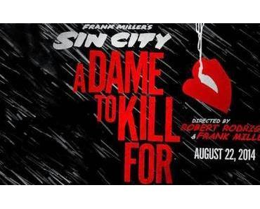 Trailerpark: Na endlich! - Dritter Trailer zu SIN CITY- A DAME TO KILL FOR überzeugt uns