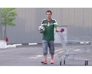 Fußball-Trickshots von Rémi Gaillard zur WM 2014