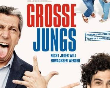 Trailer - Grosse Jungs