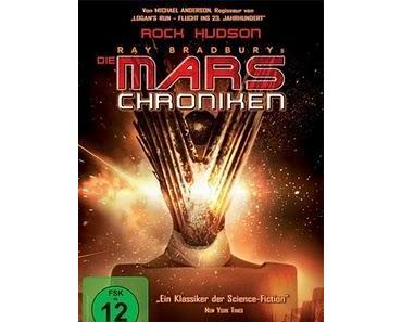 """Bald auf DVD: Koch Media bringt """"Die Mars-Chroniken"""""""