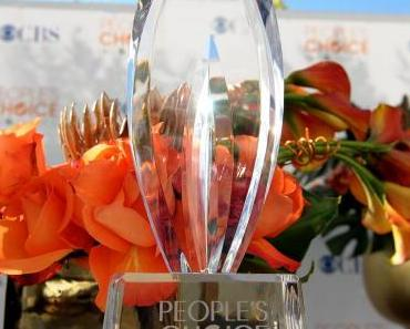 "Die Gewinner der ""People's Choice Awards 2011""!"