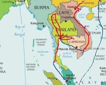 Große Südostasienreise!