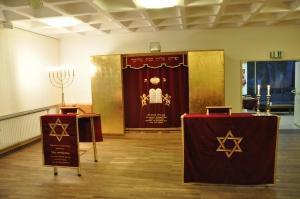 Chanukkah Budapesten 1 – Synagogal