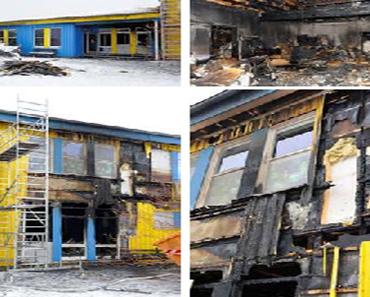Kita-Brand: KTS Brückweg braucht Hilfe!!!