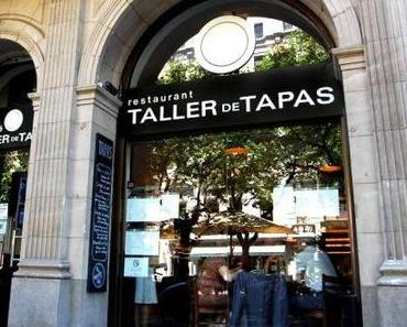 Tapas essen in Barcelona