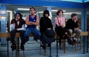 """The Breakfast Club"" Filmkritik zum Blu-ray Start"