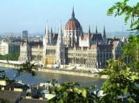 Über Buda und Pest
