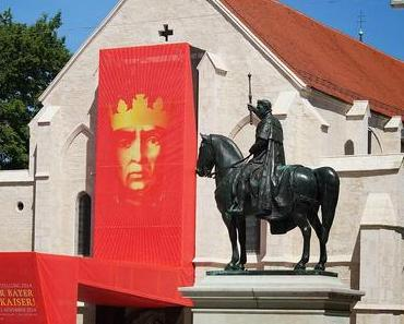 Bayerische Landesausstellung 2014 - Regensburg
