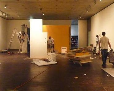 """""""Julikrise""""? Ausstellungsumbau im Jüdischen Museum"""