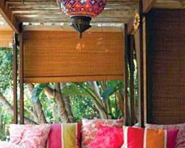 Living: Garden/Balcony Inspiration