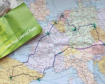 {Travel} Tipps für eure INTERRAIL Reise
