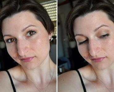 Minimal Make Up: drei Varianten für hohe Temperaturen