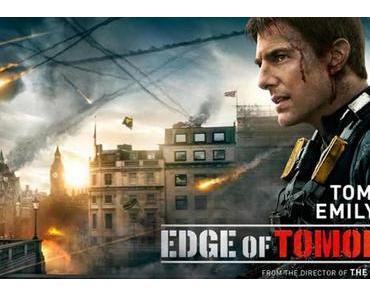 Review: EDGE OF TOMORROW - Und täglich grüßt die Invasion