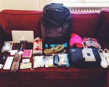 Packliste Handgepäck: Leichtes Reisen für Digitale Nomaden & Minimalisten