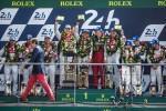 24 Stunden von Le Mans: LMP1 – Doppelsieg für Audi