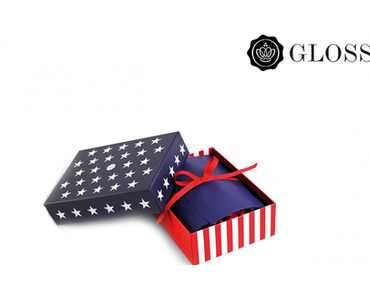 Glossybox Juni Stars and Stripes Edition