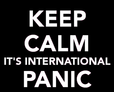 Internationaler Panik-Tag – International Panic Day