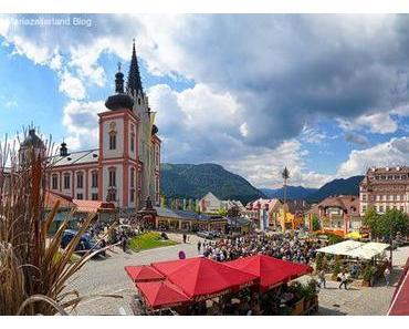 Fronleichnamsprozession in Mariazell – Fotos