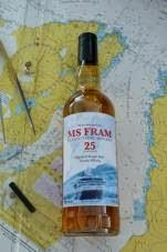 MS Fram Whisky-Projekt: Kurzreise mit exklusiver Verkostung