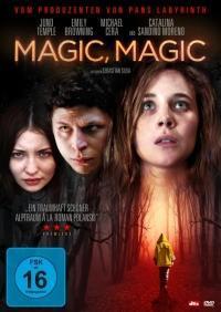 """Gewinnspiel zu """"Magic, Magic"""""""