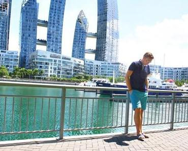 Outfit // Reflections of Keppel Bay