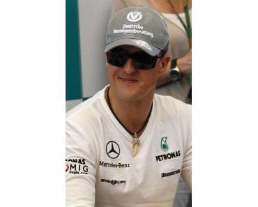 Schumachers Krankenakte gestohlen
