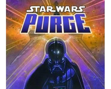 Kurz-Rezension // Star Wars Comics: Bd. 80: Purge - Vaders Rachefeldzug (John Ostrander)