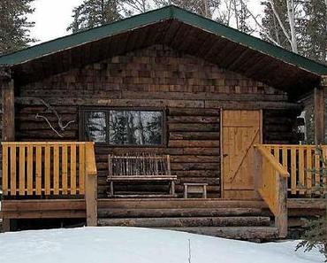 Blockhaus-Tag – National Log Cabin Day in den USA
