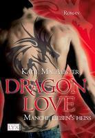 (R) Dragon Love 2, Midnight Breed 8, Warrior Lover 1