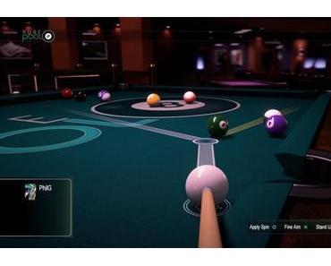 Erstes Billard Spiel für PS4 und Xbox One – Pure Pool