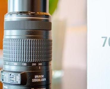 Produkttest – Canon EF 70-300mm IS USM 1:4-5.6