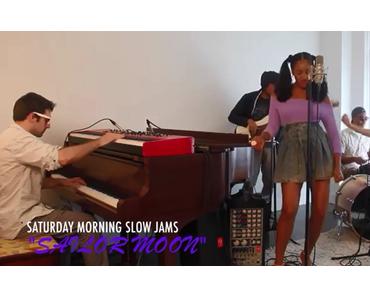 Saturday Morning Slow Jams – Sailor Moon (jap. 美少女戦士セーラームーン) [Video]