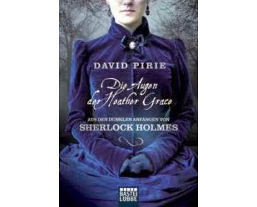 """Leserrezension zu """"Die Augen der Heather Grace"""" von David Pirie"""