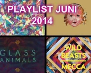 MONATLICHE WAVEBUZZ PLAYLIST ZUM JUNI: mit Caribou, Glass Animals, Mando Diao, Swans, The Knife, The Dodos etc.
