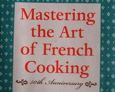 Rezension: Mastering the Art of French Cooking von Julia Child + Apple Tart